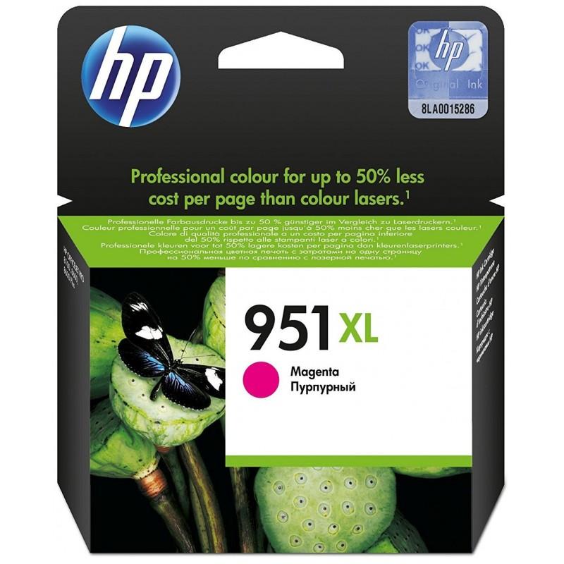 HP 951XL Magenta Ink CN047AE