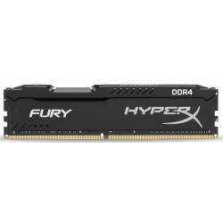 DDR4 memory 16GB Kingston HyperX Fury 2400 Black