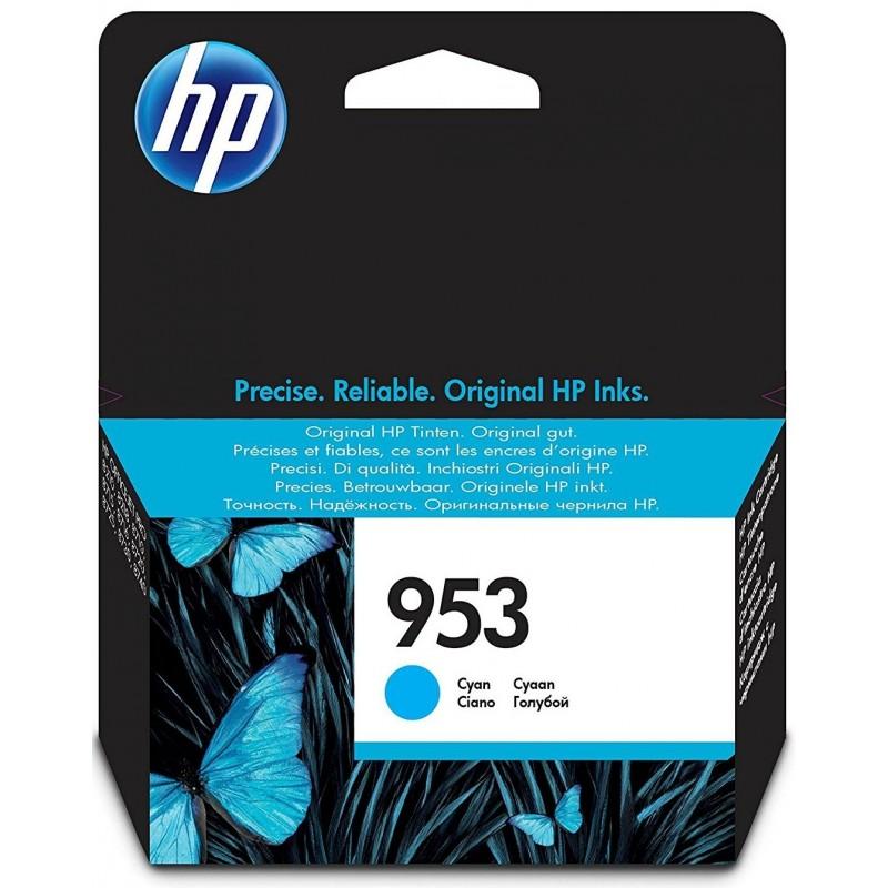 HP 953 Cyan Ink F6U12AE