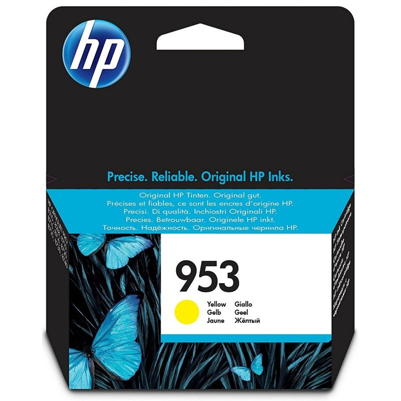 HP 953 Yellow Ink F6U14AE