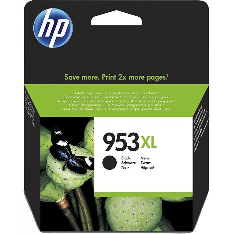 HP 953XL Black Ink L0S70AE