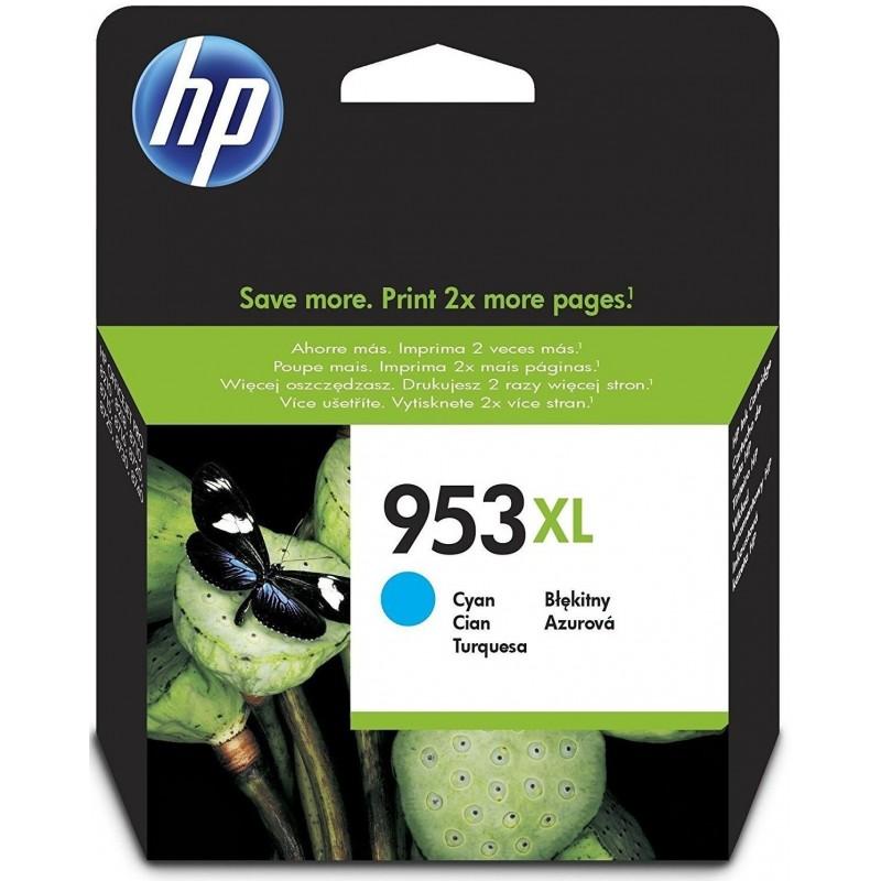 HP 953XL Cyan Ink F6U16AE