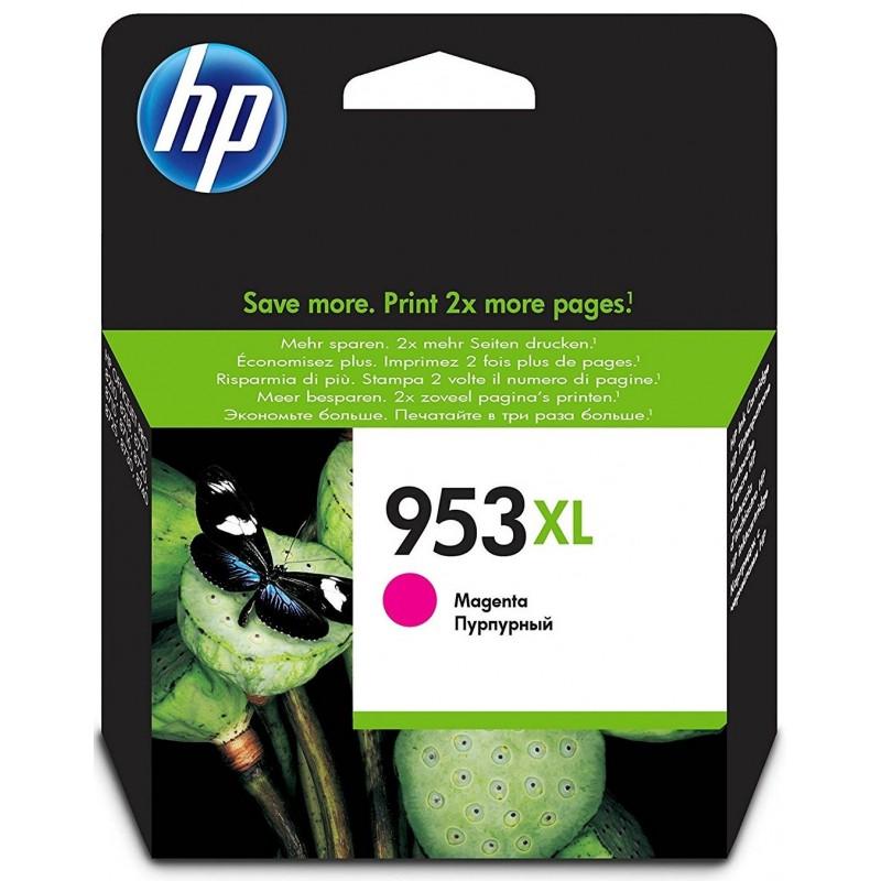 HP 953XL Magenta Ink F6U17AE