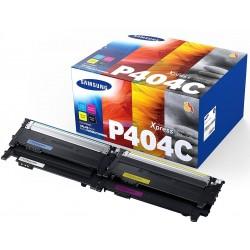 Toner Samsung CLT-P404C Pack de los 4 Colores