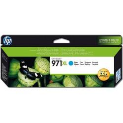 Tinta HP 971XL Cian CN626AE