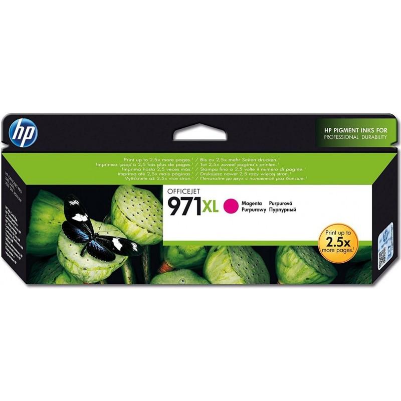 HP 971XL Magenta Ink CN627AE