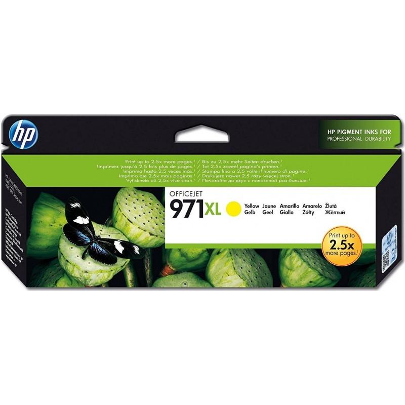 Tinta HP 971XL Amarillo CN628AE