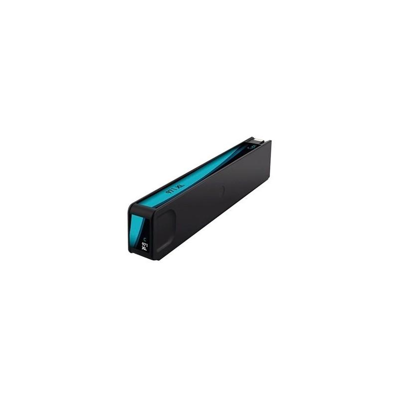 Tinta Compatible HP 971XL Cian CN626AE