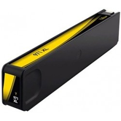 Compatible HP 971XL Yellow Ink CN628AE