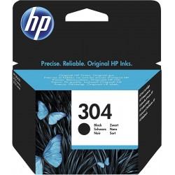 HP 304 Black Ink N9K06AE