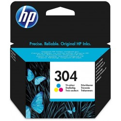 HP 304 Color Ink N9K05AE