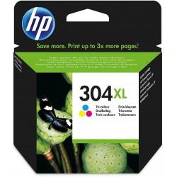 Tinta HP 304XL Color N9K07AE