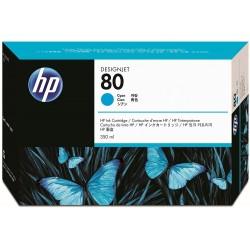 C4846A HP 80 Cyan Ink