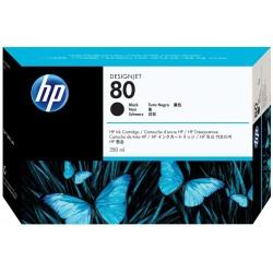 C4871A HP 80 Black Ink