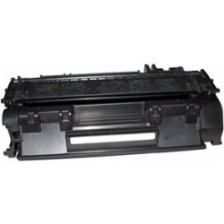 Tóner Compatible HP 05X Negro CE505X