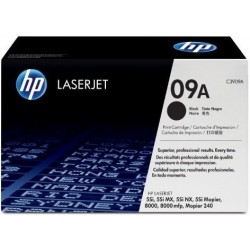 C3909A HP 09A Black Toner