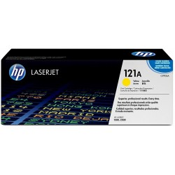 121A Yellow Toner HP C9702A