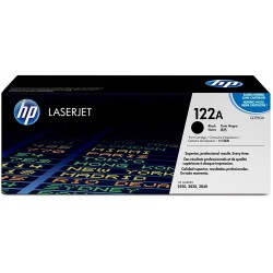 HP 122A Black Toner Q3960A