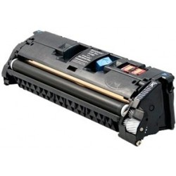 Tóner Compatible HP 122A Negro Q3960A
