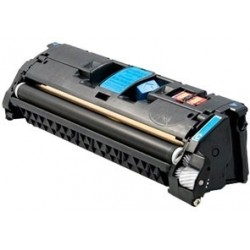 Tóner Compatible HP 122A Cian Q3961A