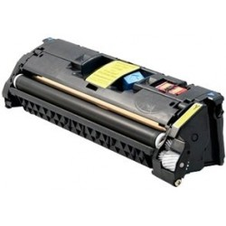 Tóner Compatible HP 122A Amarillo Q3962A
