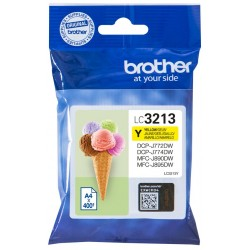 Tinta Brother LC3213Y Amarillo