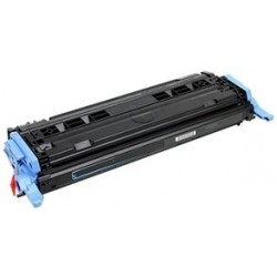 HP 124A Black Toner Compatible Q6000A