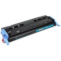 Tóner Compatible HP 124A Cian Q6001A