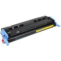Tóner Compatible HP 124A Amarillo Q6002A