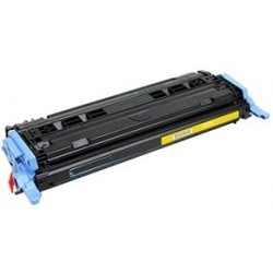 Compatible Toner HP 124A Yellow Q6002A