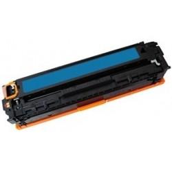 Tóner Compatible HP 125A Cian CB541A