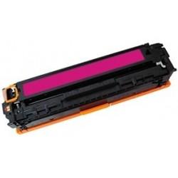 Tóner Compatible HP 125A Magenta CB543A