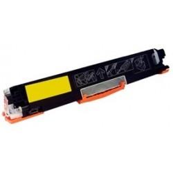 Tóner Compatible HP 126A Amarillo CE312A