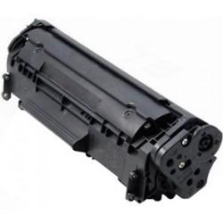 Tóner Compatible HP 12A Negro Q2612A