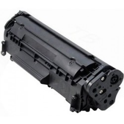 Compatible Black Toner HP 12A Q2612A
