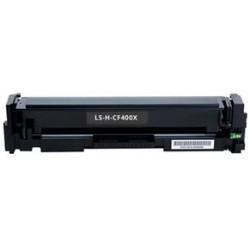Tóner Compatible HP 201X Negro CF400X