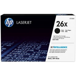 HP Toner 26X Black CF226X