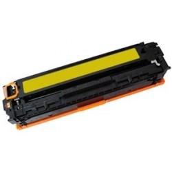 Tóner Compatible HP 304A Amarillo CC532A