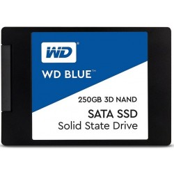 "Disco SSD 2,5"" 250GB Western Digital Blue 3D Nand"
