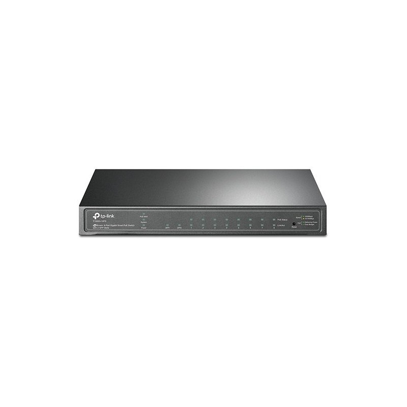 Switch PoE 8 Puertos Tp-Link T1500G-10PS