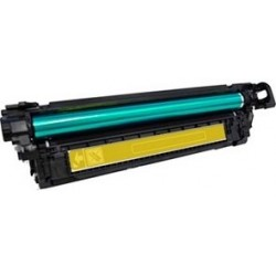 Compatible HP 504A Yellow Toner CE252A