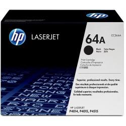 Tóner HP 64A Negro CC364A