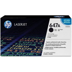 HP Toner 647A Black CE260A