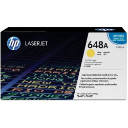 CE262A HP 648A Yellow Toner