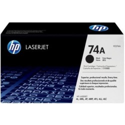 92274A HP 74A Black Toner