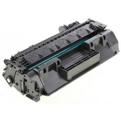 Tóner Compatible HP 05X Negro CE505X y HP 80X Negro CF280X