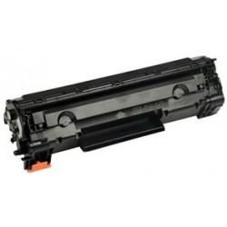 Compatible Toner HP 83X Black CF283X