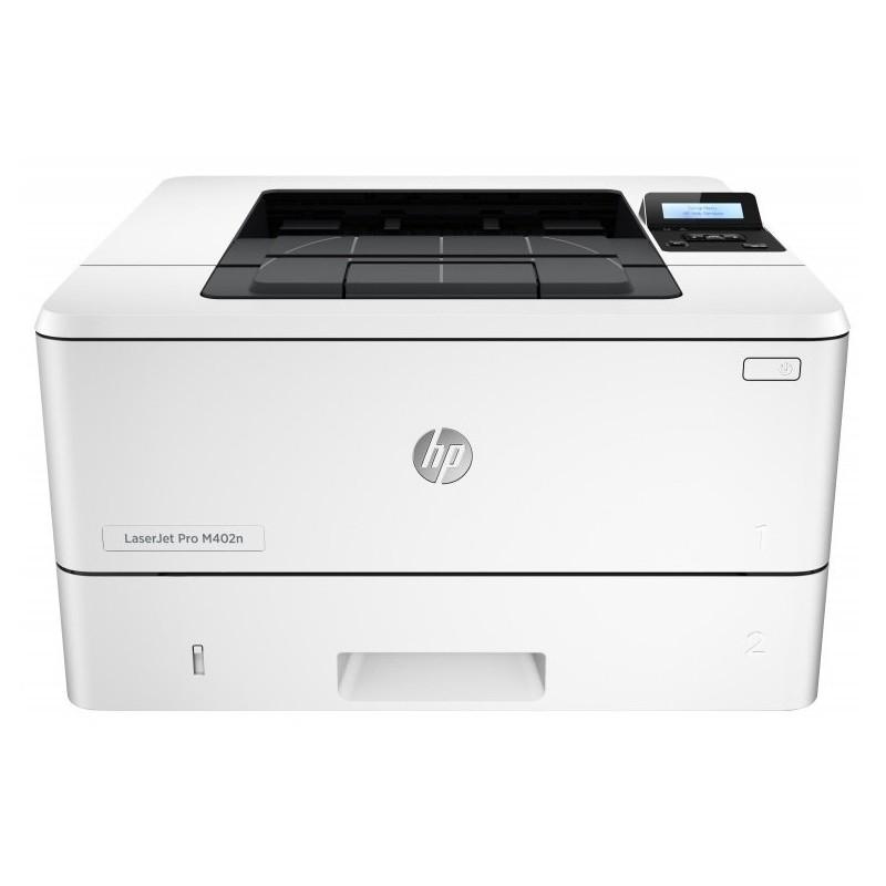 Impresora Láser Negro HP Laserjet Pro M402n