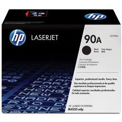 HP 90A Black Toner CE390A