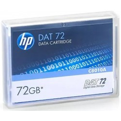 Cinta de Datos HP DAT72 de 72GB